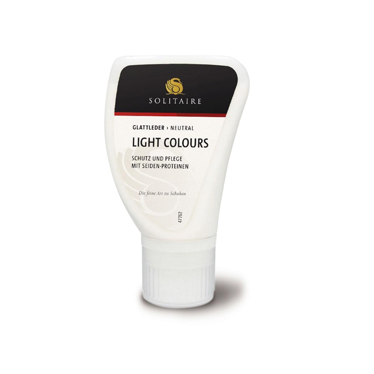 SOLITAIRE Light Colors Schutz und Pflege